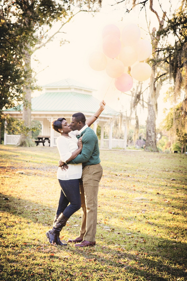 Post image for Lathcha & Jamel {Engagement Session}