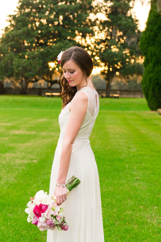 Post image for Danielle & James {Middleton Place}