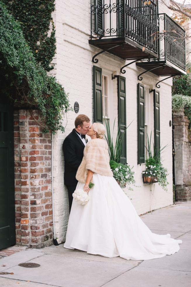 Post image for Stephanie & Andrew {Governor Thomas Bennett House}