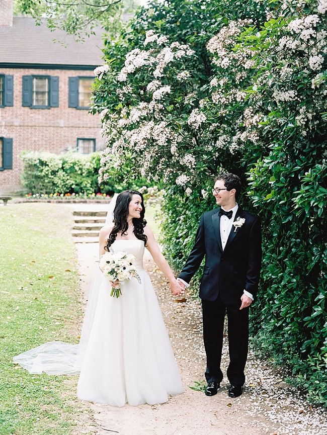 Post image for Helen & Aaron {Middleton Place}