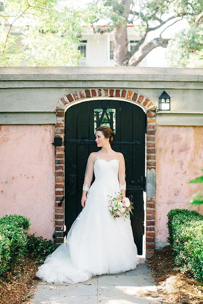 Post image for Hannah {Bridal Portrait}