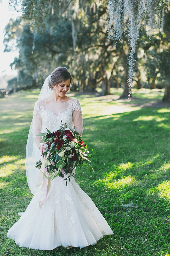 Thumbnail image for Rebecca & Evan {Cotton Dock at Boone Hall Plantation}