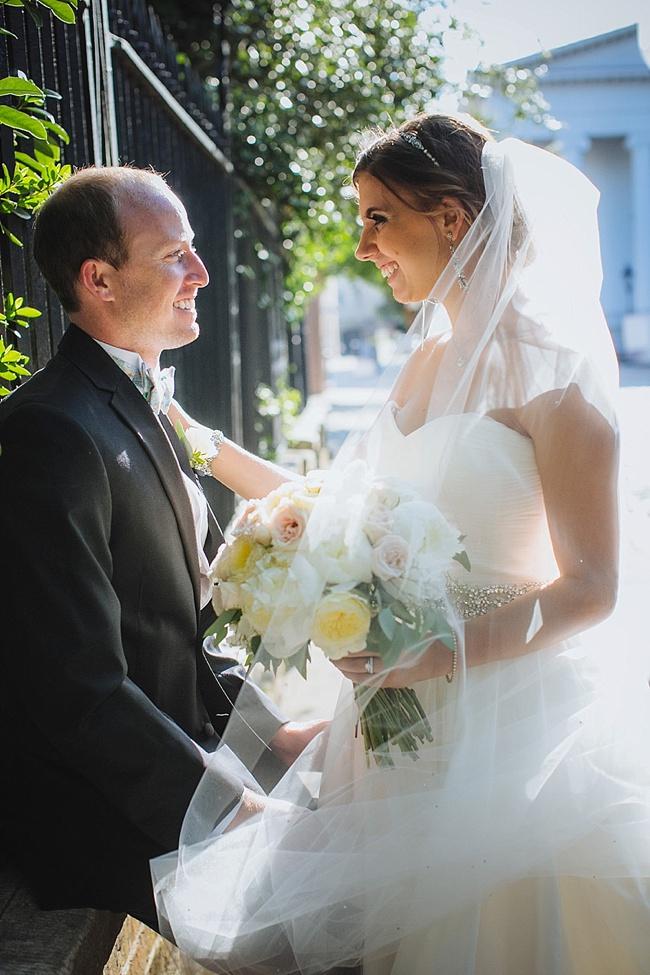 Post image for Amanda & Trey {Francis Marion Hotel}