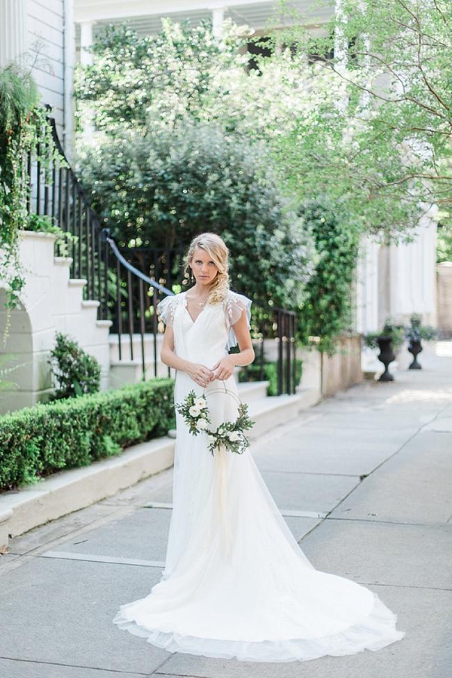 Post image for Elegant Bridal Session {Styled Shoot}