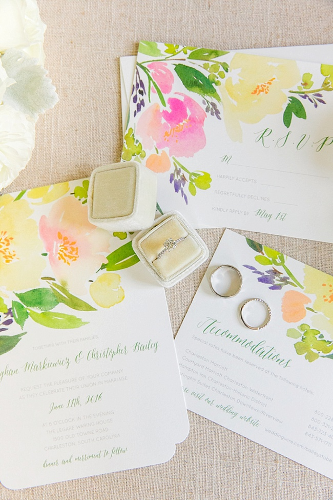 Post image for Meaghan & Chris {Legare Waring House}