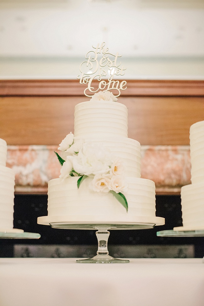 Post image for Holly & Nicholas {Francis Marion Hotel}