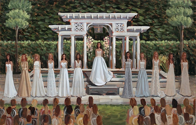 Thumbnail image for Wed On Canvas {Vendor Spotlight}