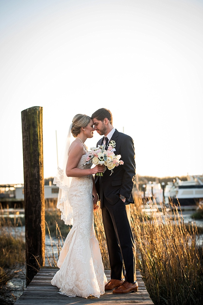 Post image for Melissa & Mike {Historic Rice Mill}
