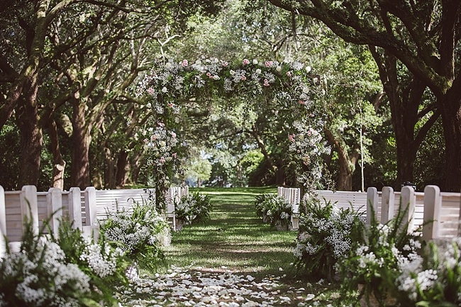 Post image for Lizzie & Dan {Legare Waring House}