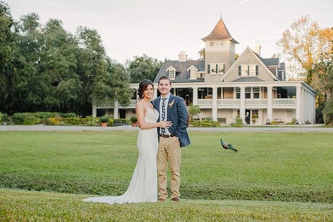 Post image for Samantha & Robert {Magnolia Plantation}