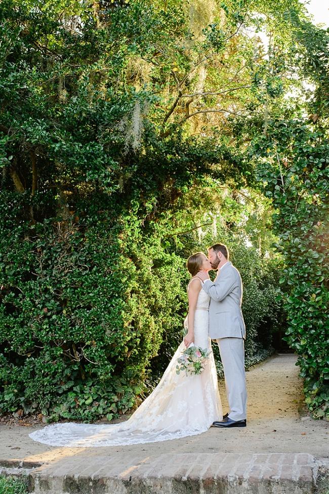 Post image for Katherine & Matt {Middleton Place}