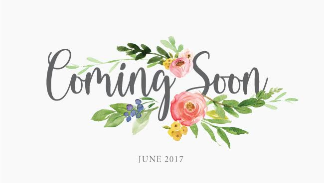 Post image for Big News! {New TWR Coming June, 2017}