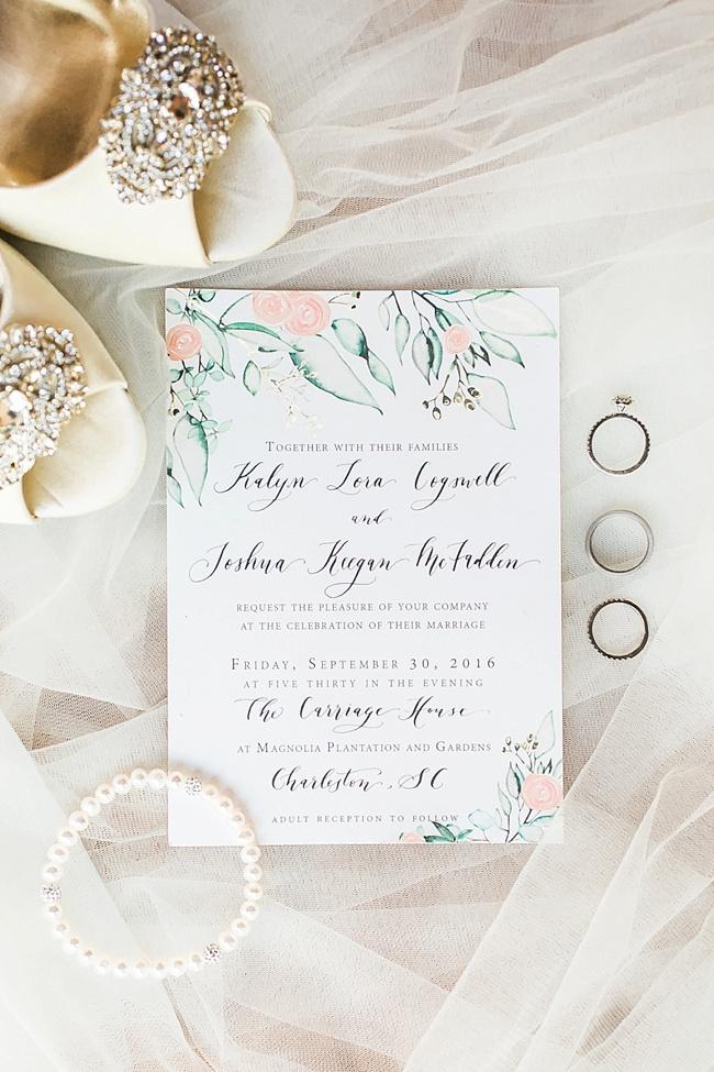 Post image for Kaylyn & Josh {Magnolia Plantation & Gardens}