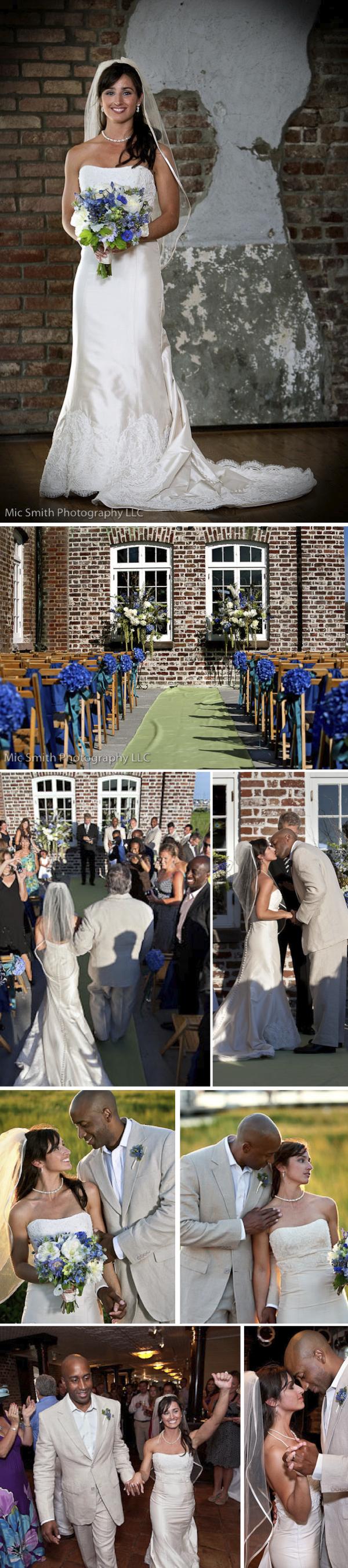 Historic Rice Mill Wedding