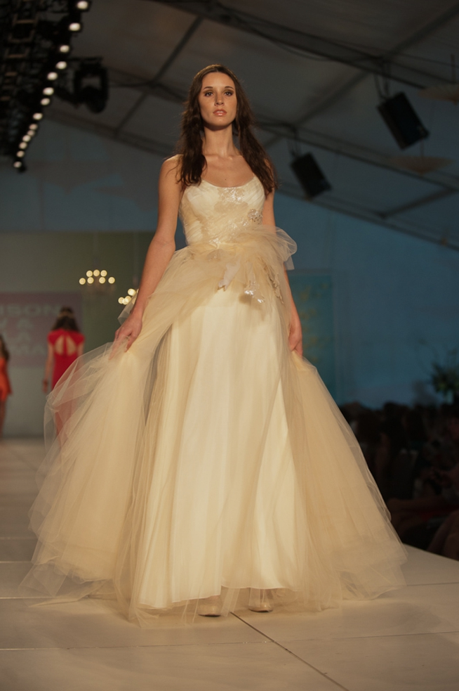 Charleston Fashion Week Spring Bridal Show 2012