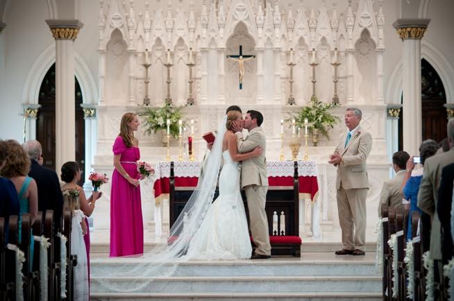 Southern Weddings, William Aiken House Wedding