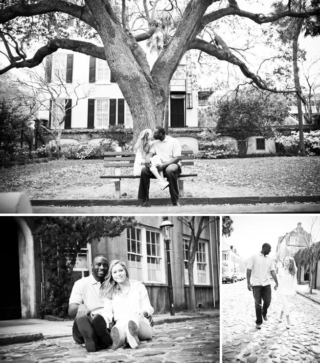 Charleston Engagement Session
