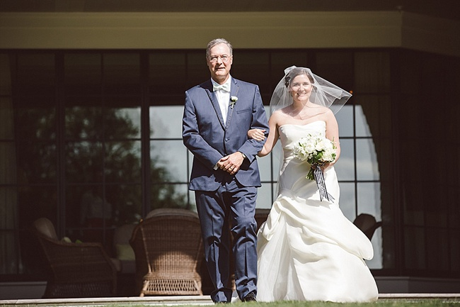 Kaitlyn Davis + Matt Mosca's wedding at the River Course on Kiaw