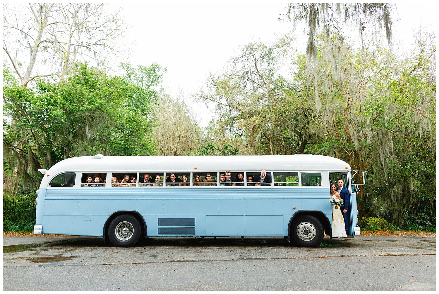 Krista & Tony | Magnolia Plantation & Gardens | Wedding ...