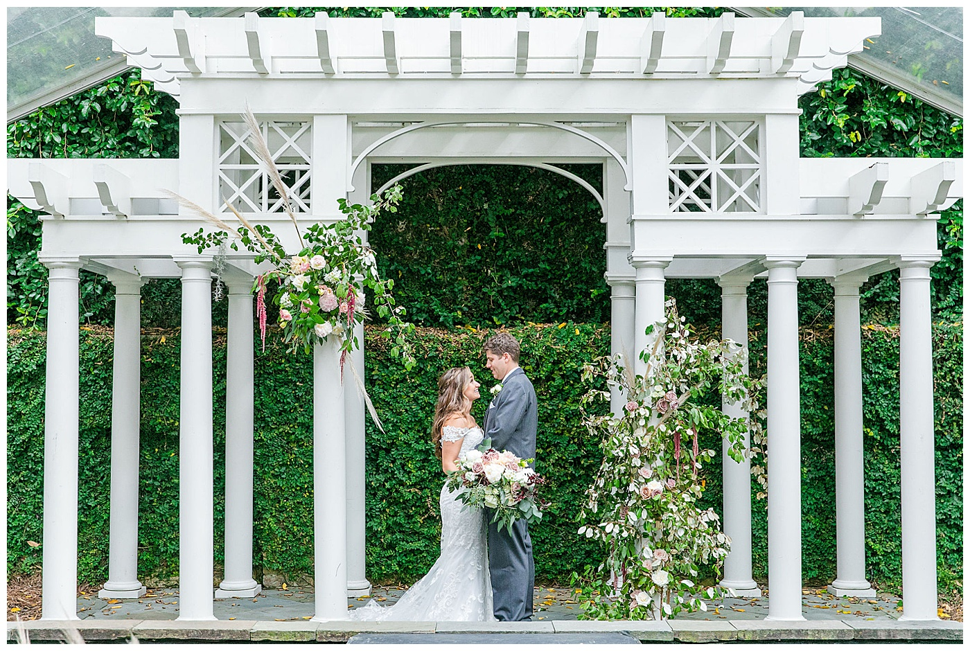 the william aiken house wedding in downtown charleston