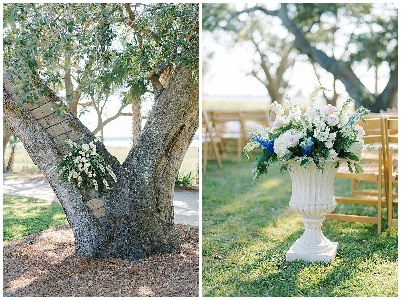 lowndes grove wedding details