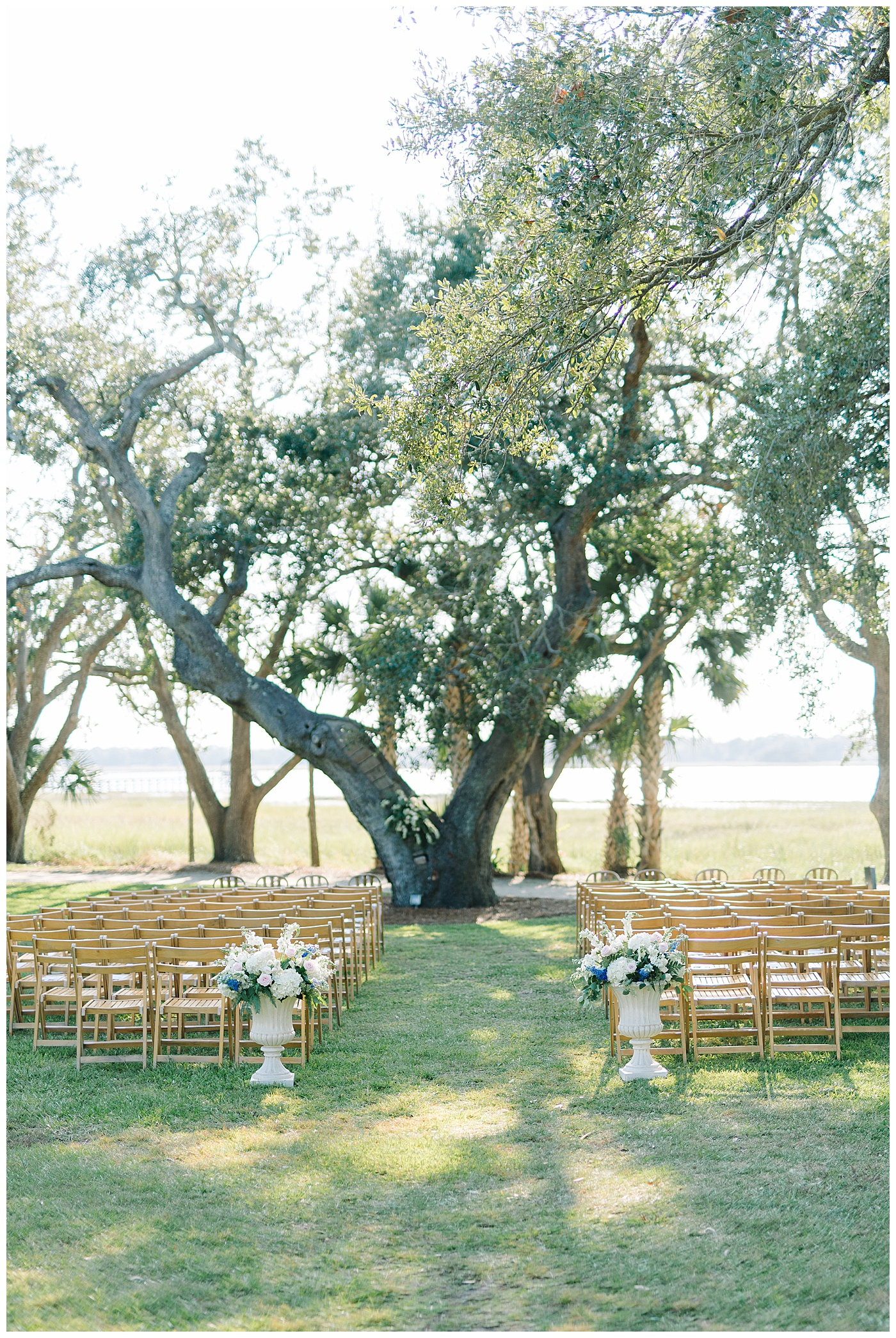 lowndes grove outdoor ceremony venue
