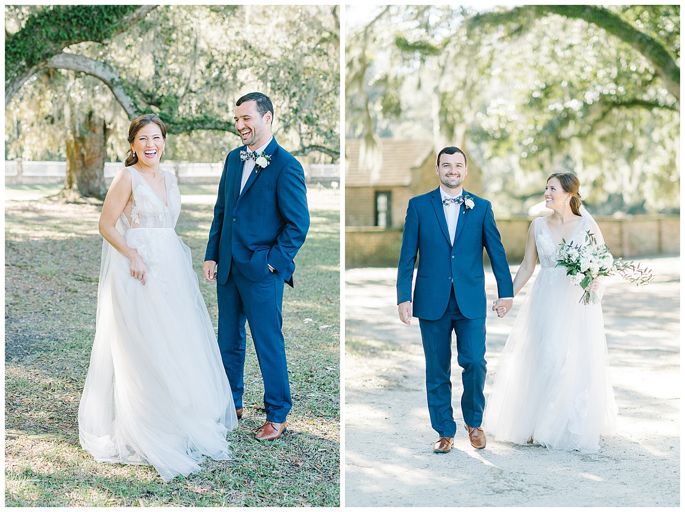 bridal portraits middleton place