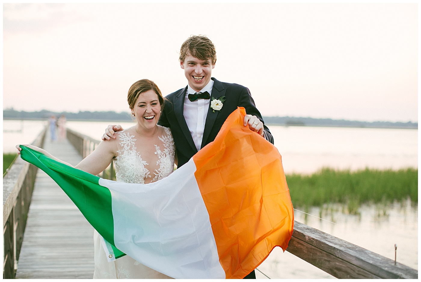 irish groom wedding