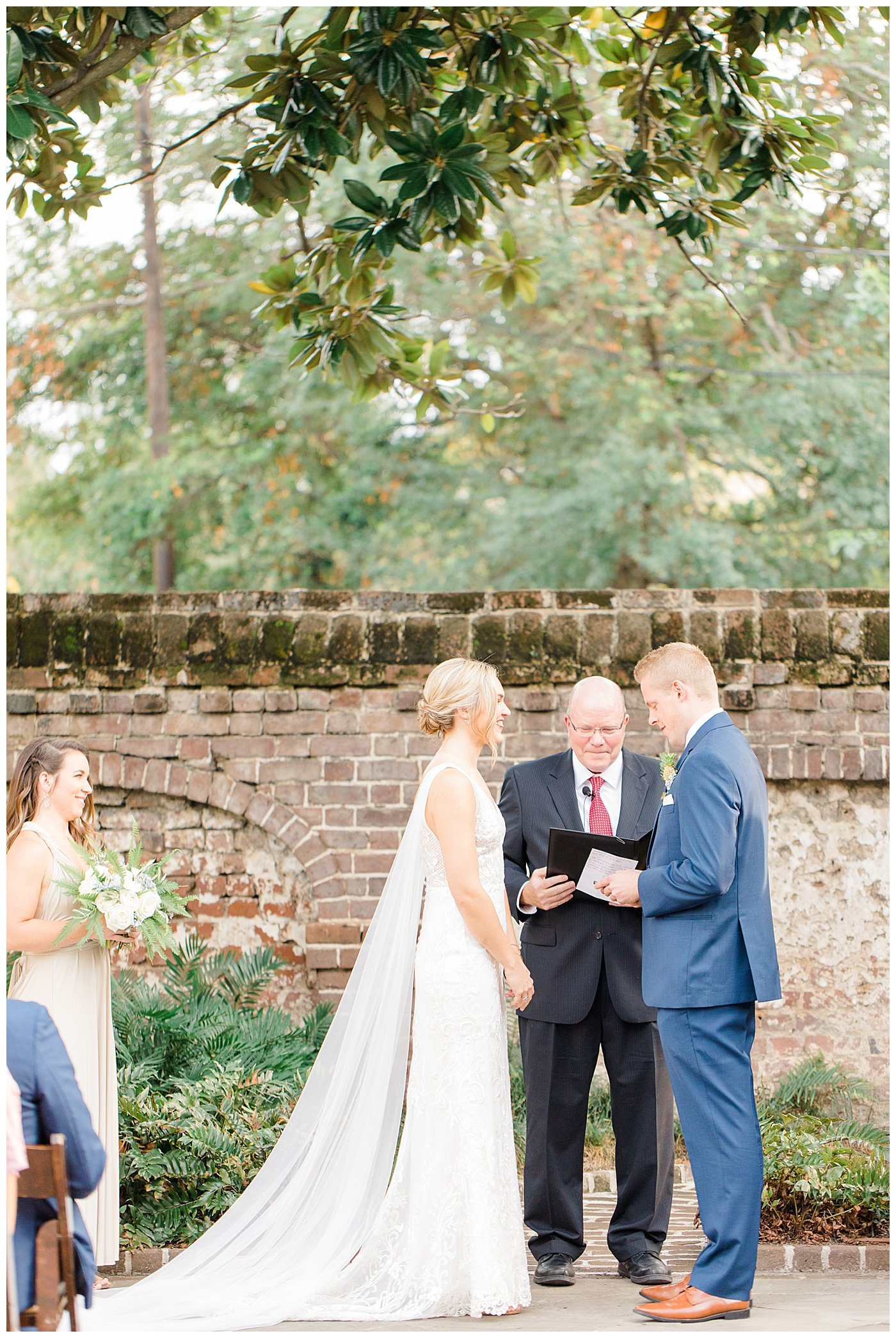 saying vows in charleston