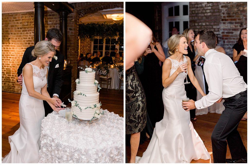 historic rice mill charleston wedding