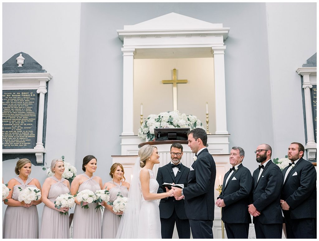 charleston church wedding