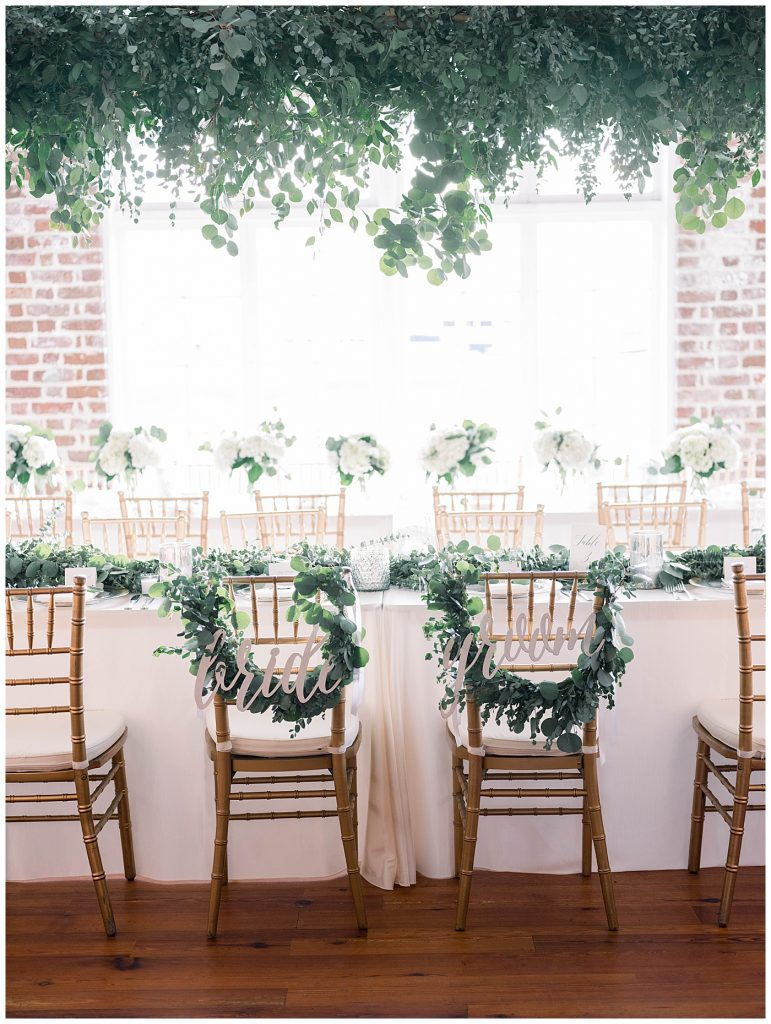 historic rice mill wedding in charleston